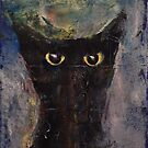 Ninja Cat by Michael Creese