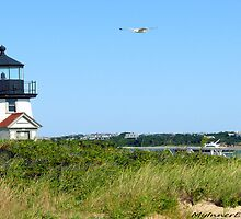 #514   Brant Point Lighthouse    by MyInnereyeMike