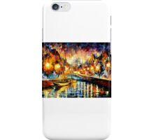 Canal Of Feelings — Buy Now Link - www.etsy.com/listing/220288662 iPhone Case/Skin