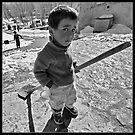 Little Great Man! by Mohsen Bayramnejad