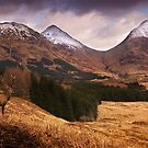 Glen Etive by David Queenan