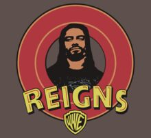Looney Reigns (Logo) by greeney
