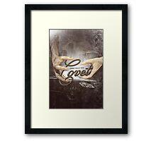 Commandment 10 - Thou Shalt Not Covet Framed Print