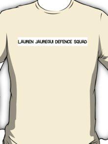 Lauren Jauregui Defence Squad T-Shirt