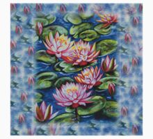 Water Lilies Fantasy T-Shirt