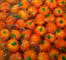 Tomatoes on Ice by PugH00