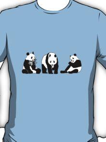 Funny panda party T-Shirt