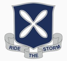 88th Infantry Regiment - Ride The Storm by VeteranGraphics