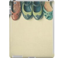 The Shoe Collection iPad Case/Skin