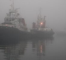 Tugboats revisited by awefaul