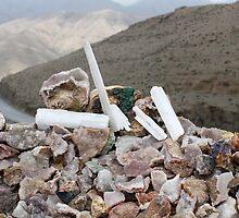 Rocks for Sale by Sarah Matthews