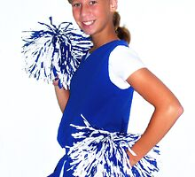 Awesome Cheerleader by Corinne Noon