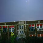 Bye bye, Richville School #1 by Craig Schroeder