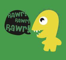 Rawr! by evadelia