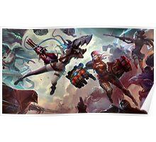 league of legend Poster