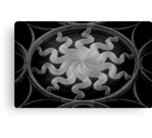 Milan Cathedral Tracery Canvas Print