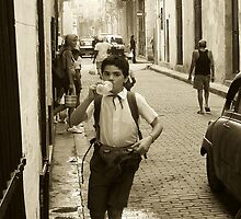 Havana, Cuba - School's Out by Craig Ollis