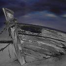 Night Shipwreck by Shona Baxter