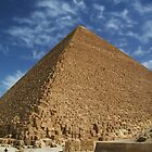 The Great Pyramid of Giza by Luke Martin