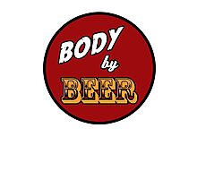 Body by Beer Photographic Print