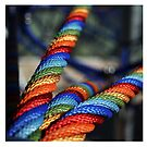 Bundeena Rainbow Ropes by Jessica Millman