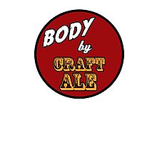 Body by Craft Ale Photographic Print