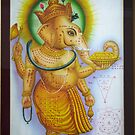Lord Ganesha by Vinay Rathore