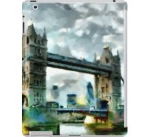 Tower Bridge, London - all products iPad Case/Skin