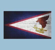 American Samoa flag Kids Clothes