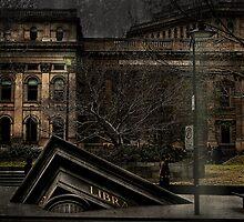 City Library by Annette Blattman
