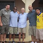 Grandad & Grandsons by james veira