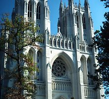 National Cathedral 1 by Kenshots