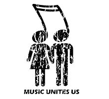 MUSIC UNITES US faded by JamesChetwald