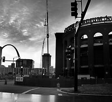 A New Day-A New Stadium by Brad Sumner