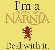 Deal with it: The Chronicles of Narnia Kids Clothes