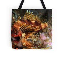 Dwarf Lionfish Tote Bag