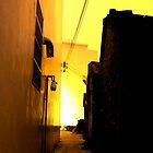 Hsinchu Alley by Jeff Harris
