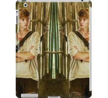 newt // the maze runner  iPad Case/Skin