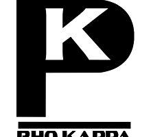 Rho Kappa Shirt Logo 2 by CFSanchez2