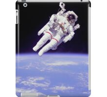 Floating in Space iPad Case/Skin