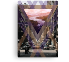 Escape From The City Canvas Print