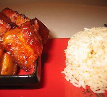 Hung Shao Pork by Graham Ettridge