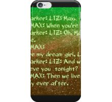roswell tv show happily ever after iPhone Case/Skin