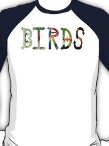 Dymond Speers Birds T-Shirt