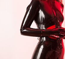 Project L: Red pose by photour