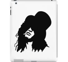 slash iPad Case/Skin