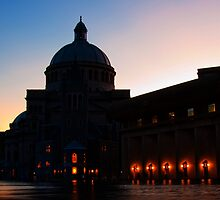 church of christian science by Gleb Zverinskiy