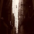 Big City Alley by BlackHairMoe