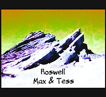 roswell tv show Yellow Sky Max & Tess by shesxmagic
