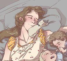 Babysitting by KrisKenshin